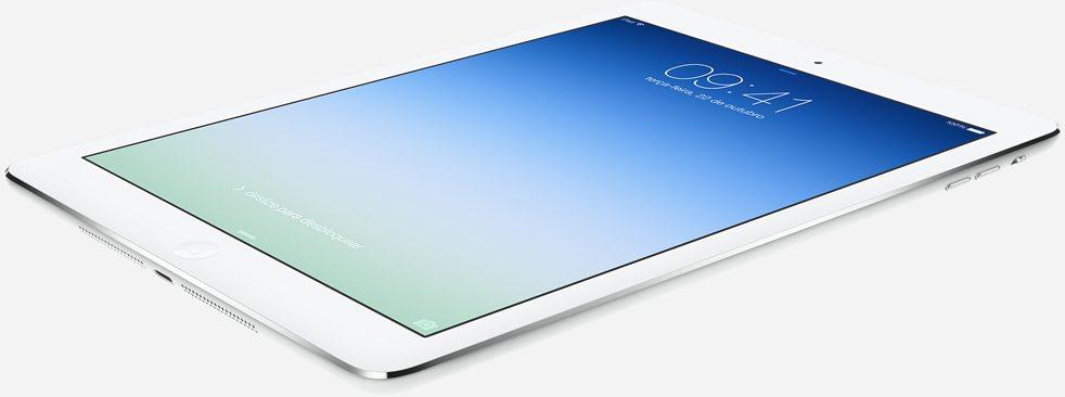 iPad Air - Vendas de tablets crescem 50% apesar da desaceleração no último trimestre de 2013