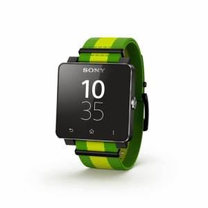 07 SmartWatch Green1 300x300 - Resumo: Conferência da Sony na CES 2014