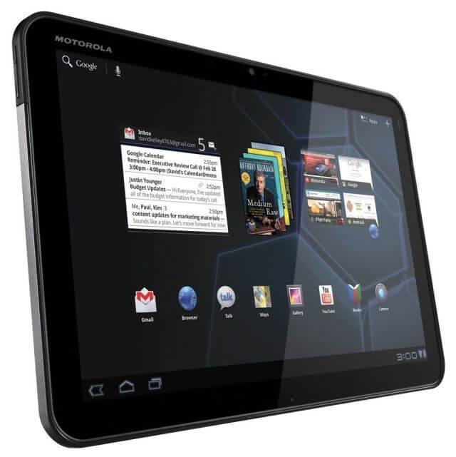 motorola xoom wifi main lg 640x641 - Fôlego renovado: Motorola XOOM recebe atualização Android 4.4 KitKat