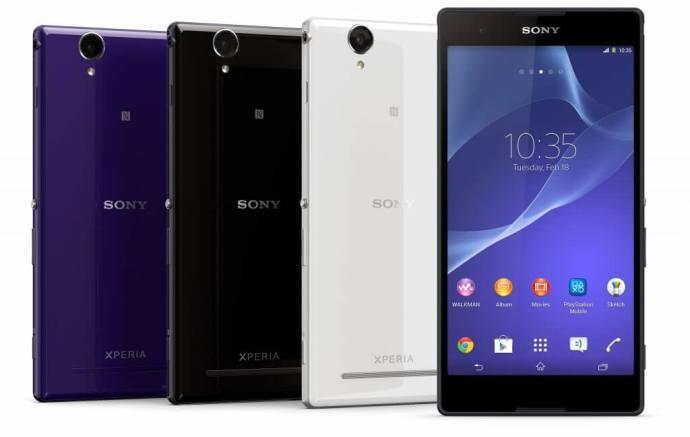 01 Xperia T2 Ultra Colorrange1 720x457 - Xperia T2 Ultra Dual aparece no site da Sony Brasil
