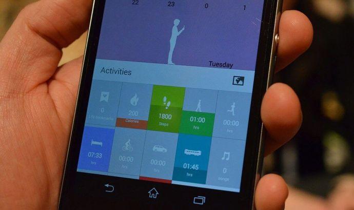 Sony lifelog 720x427 - Sony anuncia novos wearables, Xperia Z2, Z2 tablet e Xperia M2