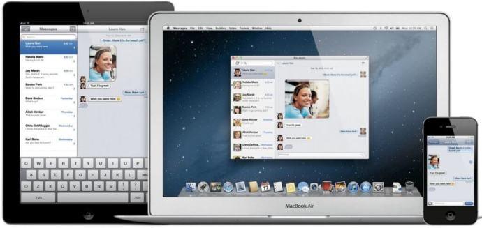 iPad MacbookAir iPhone 720x342 - Especial: A vida com um Mac - Exclusividades de ter um Mac