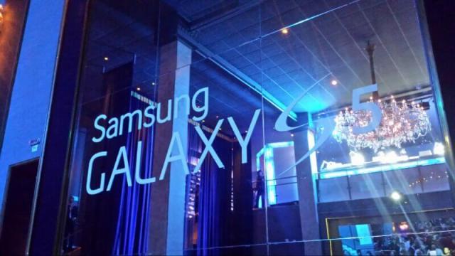 Samsung Galaxy S5 é apresentado em São Paulo