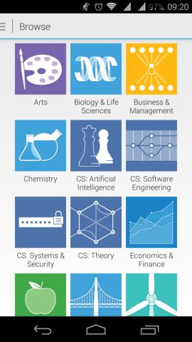 Coursera Browse ShowMeTech 562x1000 - Coursera: aplicativo para Android oferece mais de 600 cursos de graça