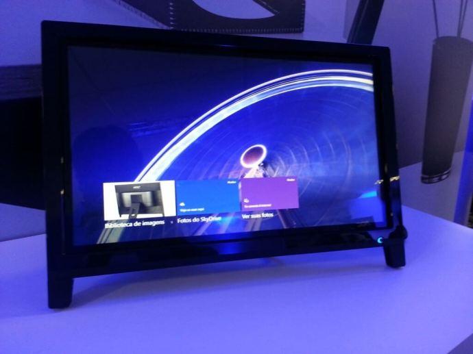 Monitor de 1 toque