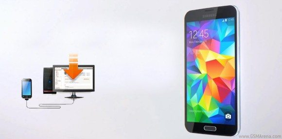 Galaxy S5 recebe atualização com melhorias à câmera, sensor de digitais e performance