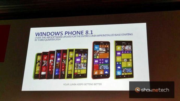 IMG 0592 720x405 - Novos Lumias com Windows Phone 8.1 são apresentados em São Paulo