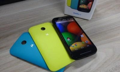 Motorola Moto E showmetech 15 - Hands-on: Motorola Moto E