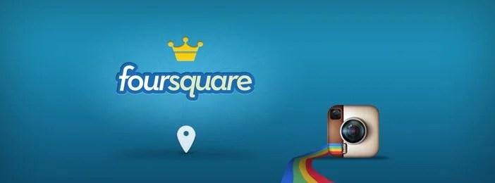 instagram facebook places foursquare - Dizer onde uma foto Instagram foi tirada acaba de ficar mais difícil