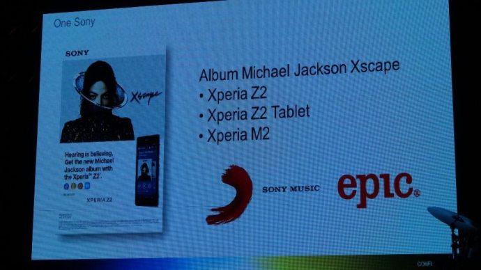 one sony 720x405 - Sony Brasil lança Xperia Z2, Xperia Z2 tablet e SmartBand