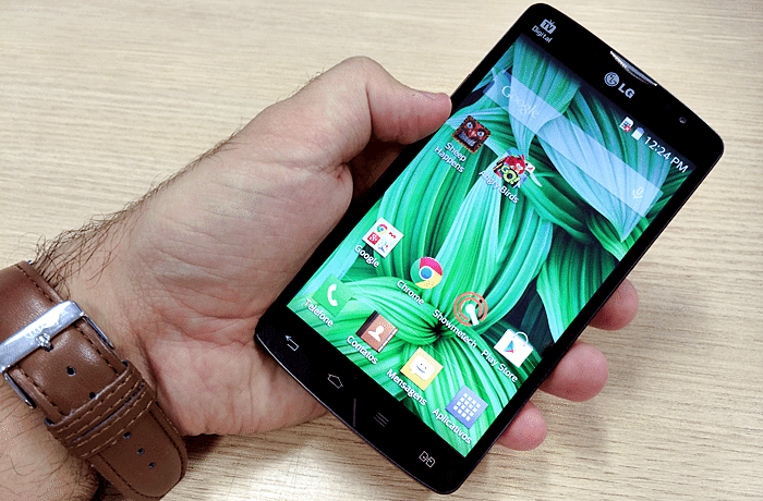 IMG 1444 - Review: smartphone LG L80