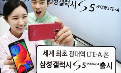 Samsung lança versão do Galaxy S5 com processador mais potente e tela de ultra resolução - Samsung lança versão do Galaxy S5 com processador mais potente e tela de ultra resolução