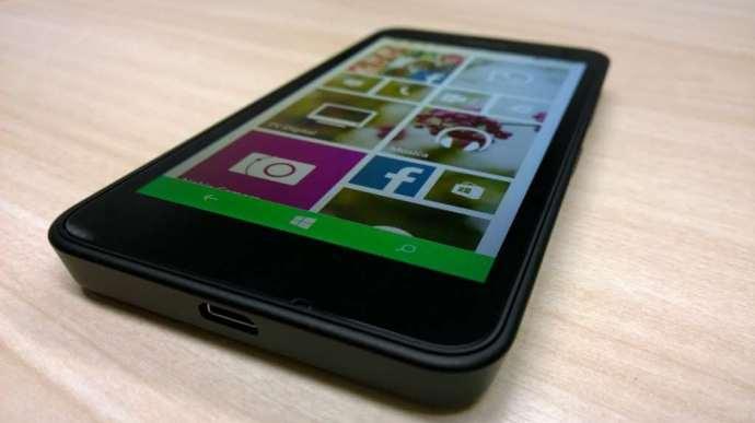 Nokia Lumia 630 Camera