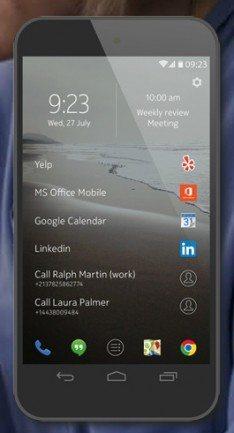 Z launcher Android App Launcher Nokia Showmetech 3 e1403215056515 - Time da Nokia cria novo App Launcher para... o Android!