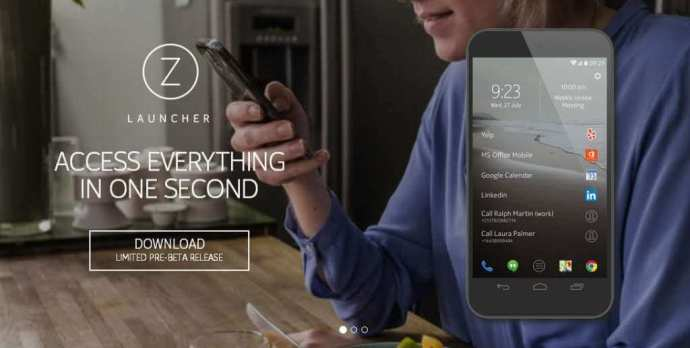 nokia zlauncher app launcher Android showmetech 720x364 - Time da Nokia cria novo App Launcher para... o Android!