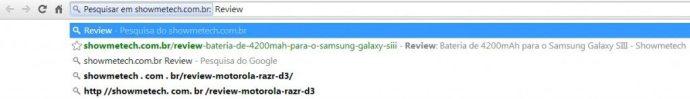 Google Busca SMT 03 720x104 - Adicione os sites que você visita como fonte de busca no Chrome
