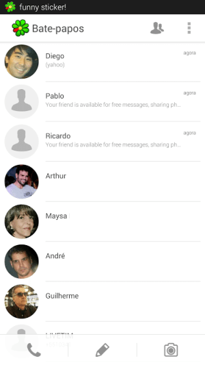 ICQ Windows 8 Android iOS Windows Phone store app aplicativo 2 - ICQ está de volta e promete ser um adversário para o Whatsapp