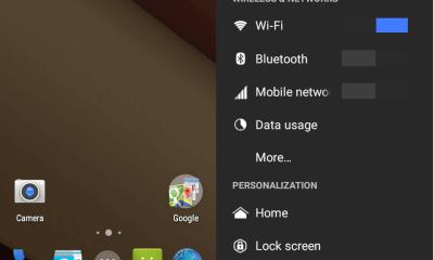 android l - Nexus 4 recebe versão não oficial do Android L