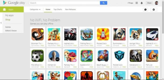 googleplayoffline 720x350 - Google Play agora tem uma seção de jogos offline