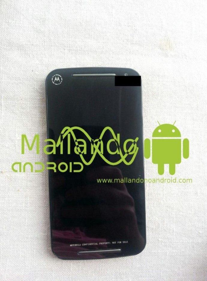 moto g2 720x977 - Moto G: foto mostra nova geração do smartphone