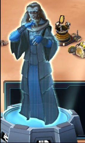 Bib Fortuna - Game Review: Star Wars Commander (iOS)