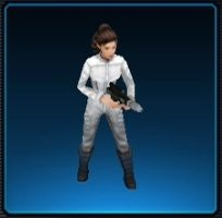 Princesa Leia Organa Star Wars - Game Review: Star Wars Commander (iOS)