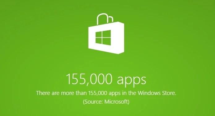 windows store - Microsoft faz limpeza na Windows Store e remove mais de 1.500 apps