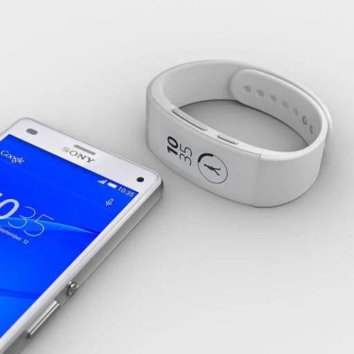 33 Xperia Z3 Compact SmartBand - Sony apresenta Xperia Z3, SmartBand Talk e SmartWatch 3 na IFA