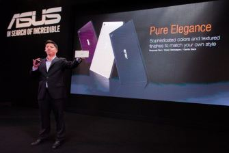 ASUS Senior Product Director Derek Yu Introduces MeMO Pad 7 ME57