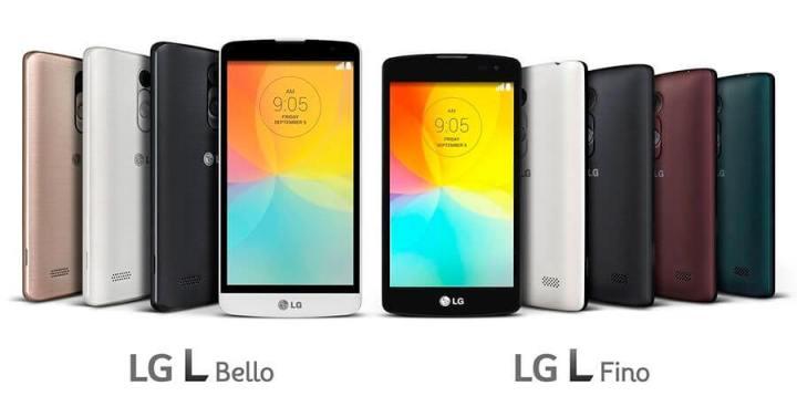 LG L Bello e L Fino chegam nesta semana ao Brasil 720x377 - LG L Bello e L Fino chegam nesta semana ao Brasil