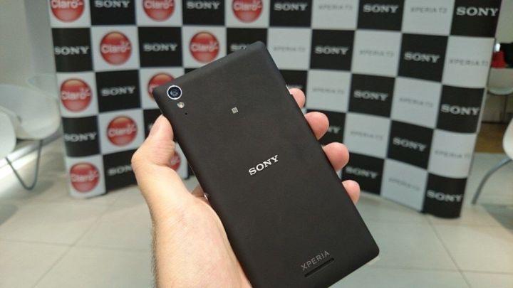 Sony Xperia T3 SMT 04 720x405 - Sony Xperia T3 chega com exclusividade na Claro