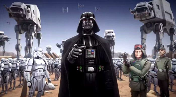 darkside1 720x397 - Darth Vader é confirmado oficialmente em novo filme de Star Wars