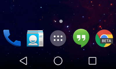 final showmetech - Android L: tenha a barra de navegação do novo S.O. em qualquer dispositvo com o SoftkeyZ