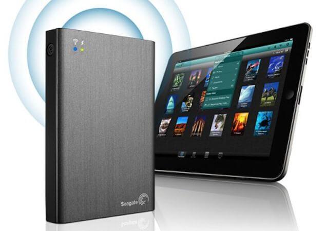 seagate wireless central - Review: HD Wireless Plus da Seagate
