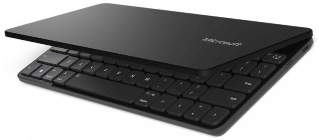 universal keyboard 2 640x281 - Microsoft lança teclado Bluetooth