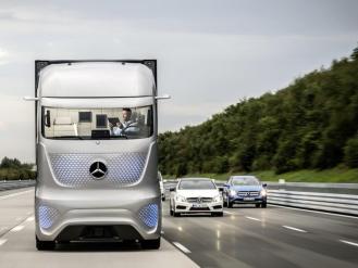Mercedes-Benz - Future Truck 2025