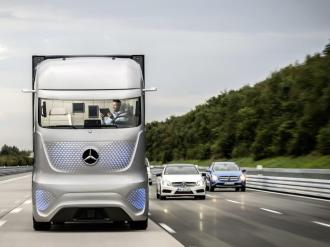 Mercedes-Benz - Future Truck 2025