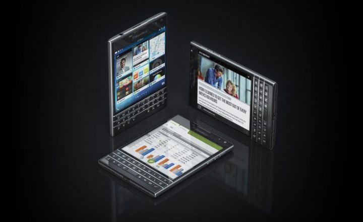 blackberry passport hands on showmetech 02 720x441 - Hands-on: Blackberry Passport, o topo de linha com tela quadrada e teclado físico QWERTY