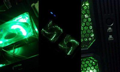 fans e leds xtrike v9 showmetech - Review: gabinete gamer Xtrike V9