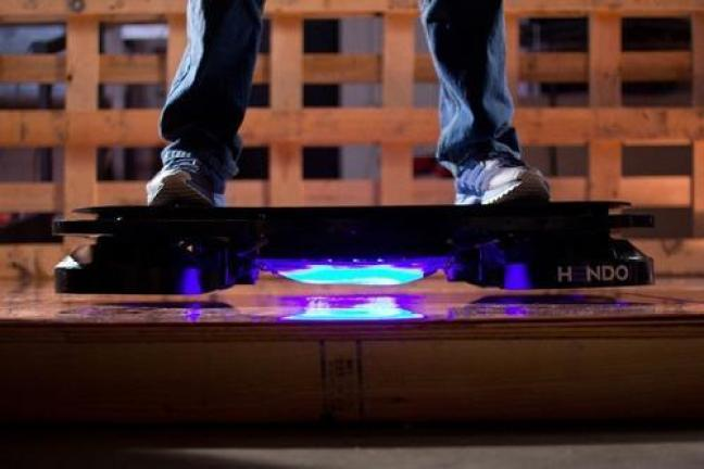 Hendo Hoverboard skate voador de volta para o futuro back to the future II (2)