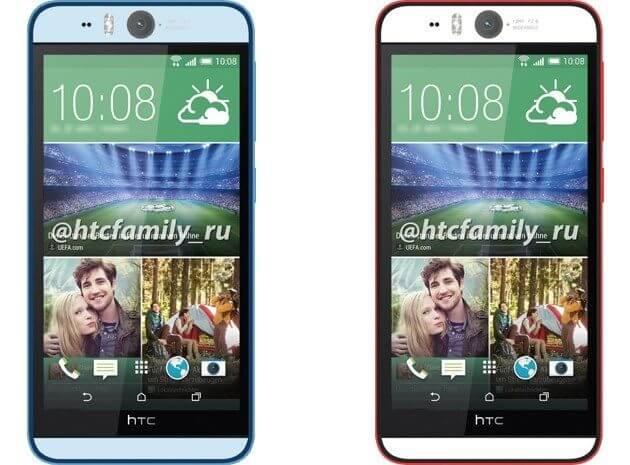htc desire eye - HTC deve lançar smartphone com 13MP de câmera frontal