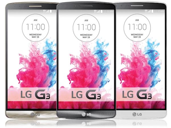 """lg g3 mobile choice awards - LG G3 é considerado o """"Mais Inovador"""" pelo Mobile Choice Awards"""