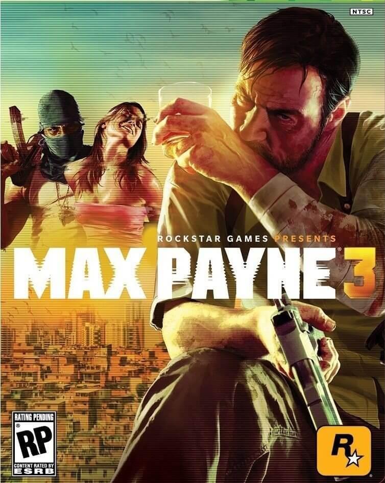 max payne 3 xbox360 boxart - Game Review: Max Payne 3, um jogo que ainda vale a pena 18+