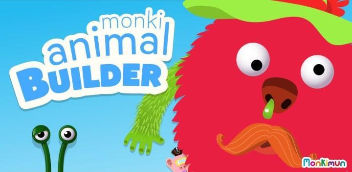 monki animal builder 720x351 - Dia das Crianças: jogos de graça na Amazon