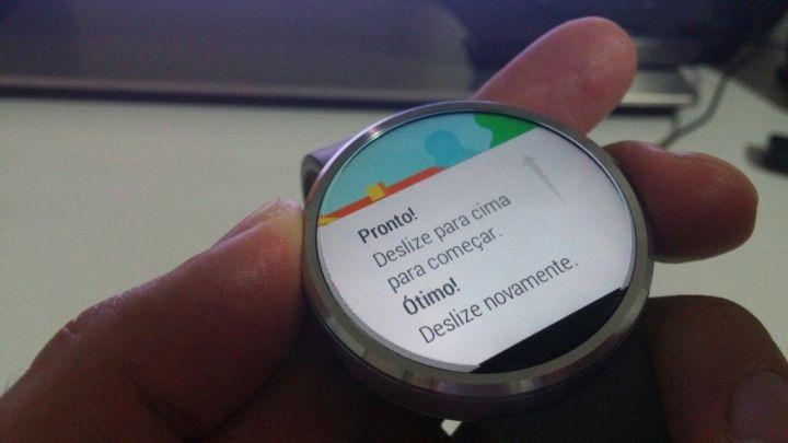 motorola moto 360 smartwatch relogio 18 720x405 - Review: relógio inteligente Moto 360 da Motorola
