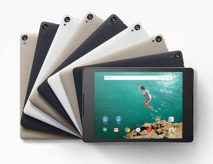 n9 grid1 1600 720x554 - HTC e Google lançam Nexus 9 com processador 64-bit e Android 5.0