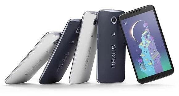 Nexus 6 Motorola Google