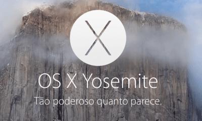 os x yosemite - Baixe agora o OS X Yosemite; iOS 8.1 ficou para semana que vem