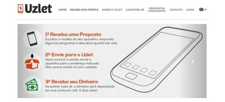 uzlet 720x327 - Recommerce de Smartphone: empresários percebem esse valoroso nicho de mercado