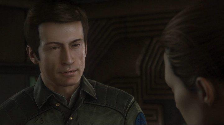 alien samuels e amanda 720x401 - Game Review: Alien Isolation - Parte 1